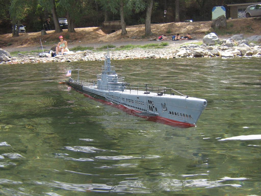 Le barche sommergibili for D alessandro termomeccanica modello clp